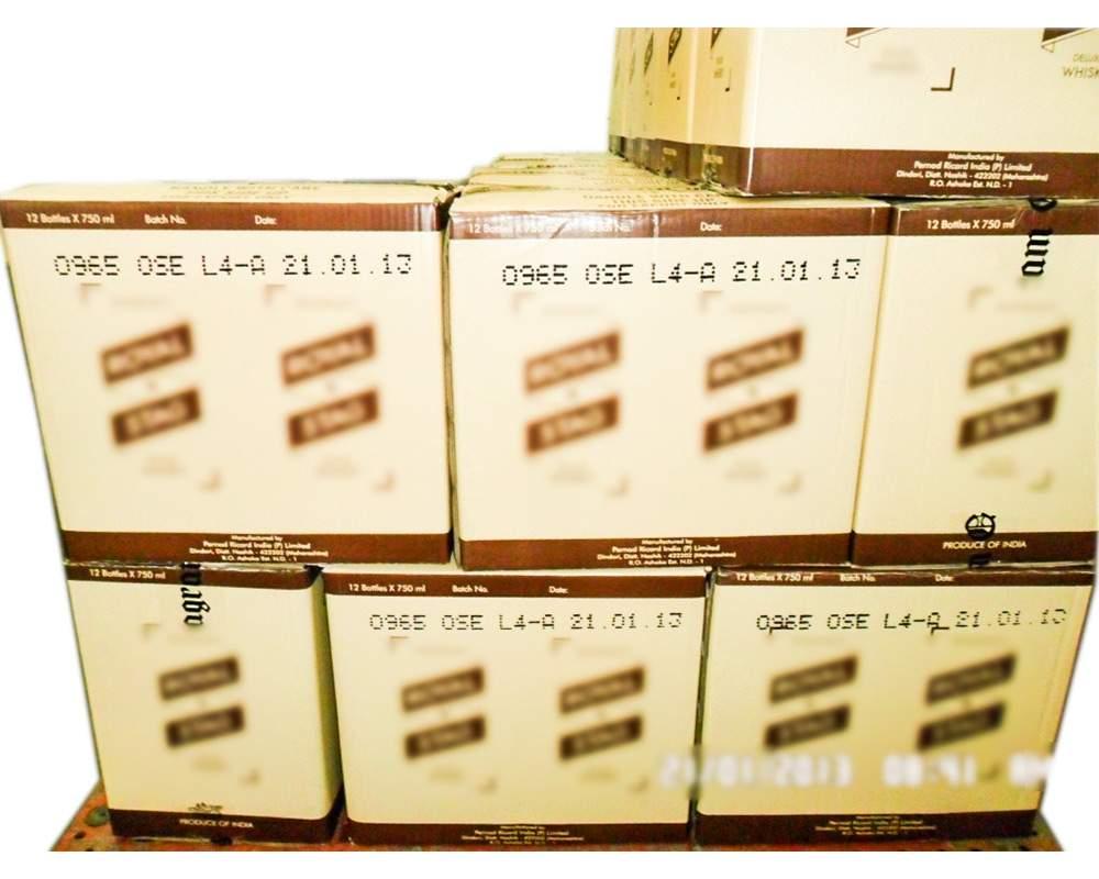 Liquor Carton