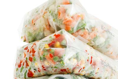 fresh and frozen foods