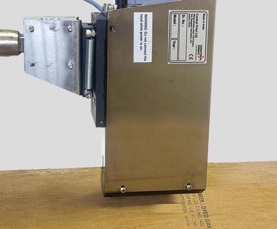 LCP - Vertical printhead orientation