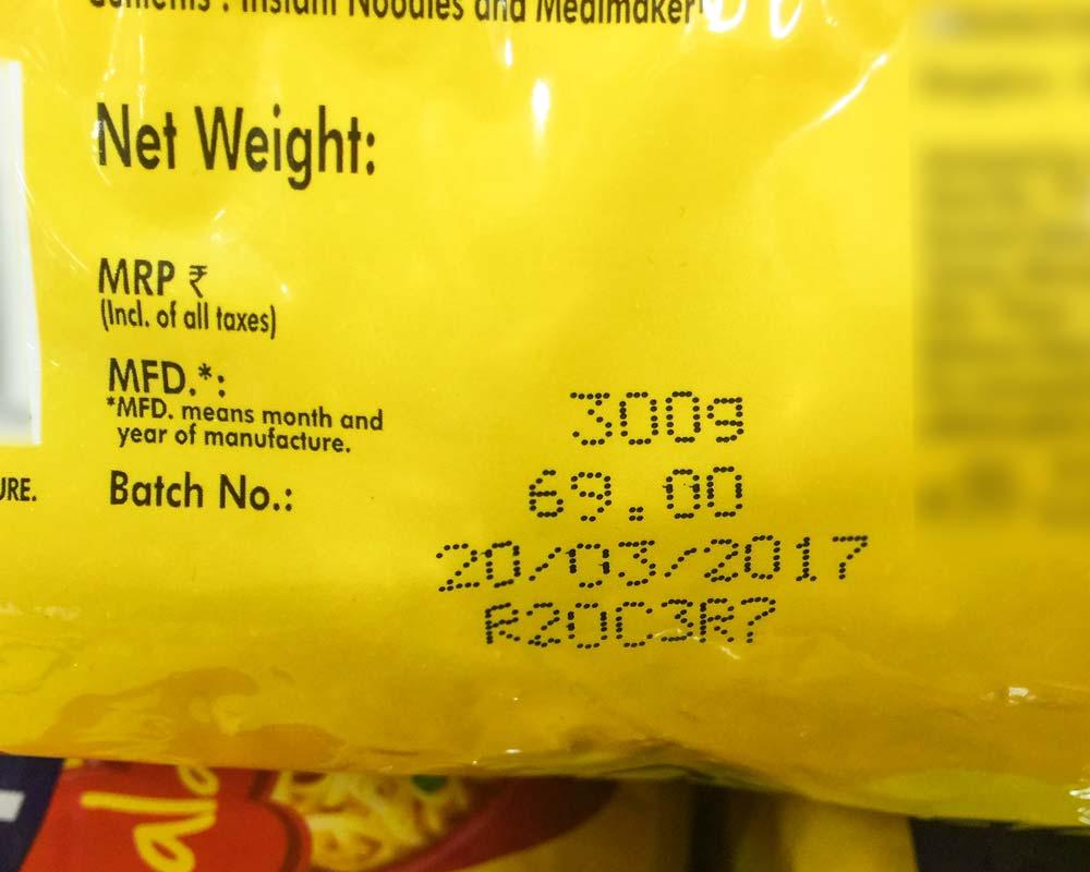 Snack Foods packaging