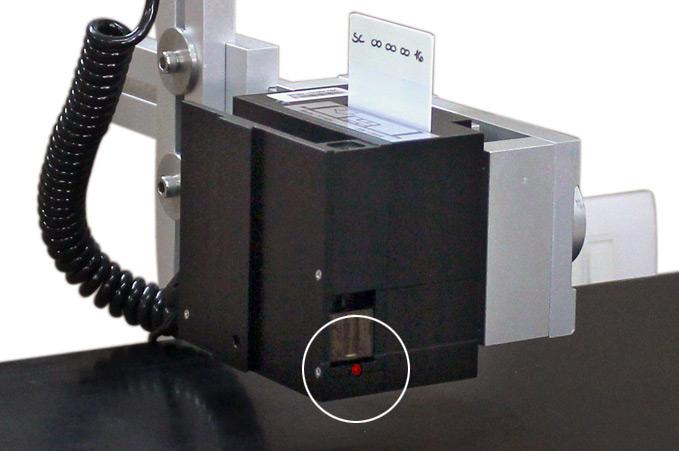 TIJ mini - Sensor